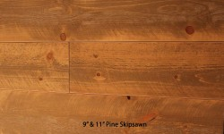 Pine Custom wood floor