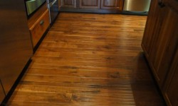 Walnut Custom wood floor