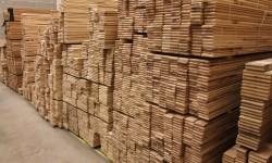 Wood Flooring Storage