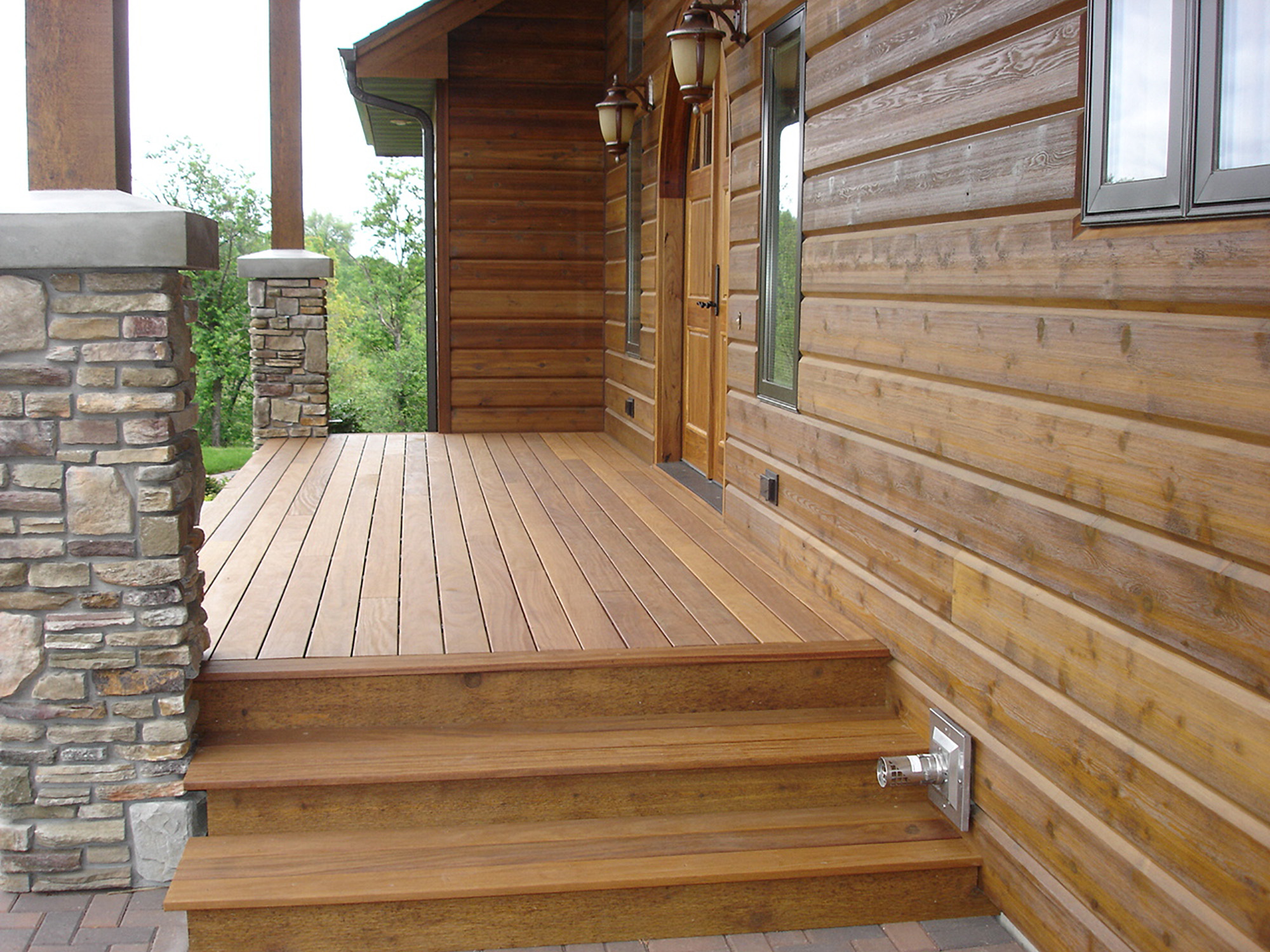 Designer Cumaru Decking Kwaterski Bros Wood Products Inc