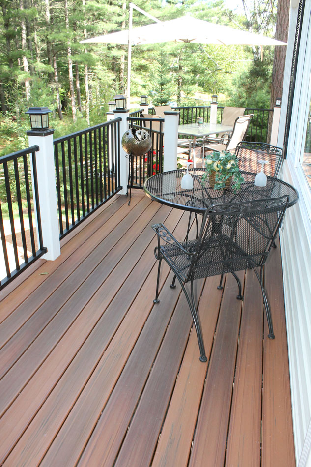 Decking Gallery - Kwaterski Bros. Wood Products, Inc.
