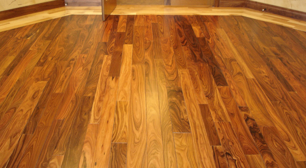Bolivian Rosewood Flooring ~ Artisan collection kwaterski bros wood products inc