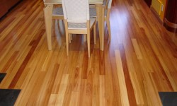 Lyptus Custom wood floor