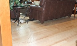 Maple Custom wood floor