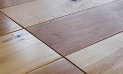 Custom Wood Flooring Finish