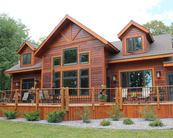 Wood Siding Overview Kwaterski Bros Wood Products Inc