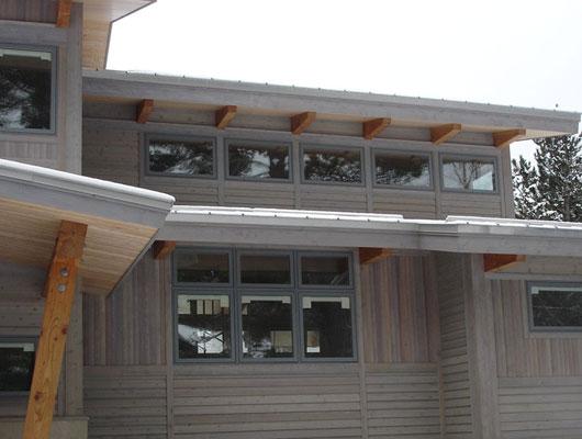 cedar tongue and groove collection 4u201d select cedar square edge