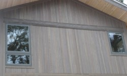 Cedar tongue and groove siding-heritage collection