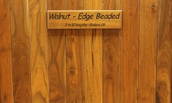 Walnut paneling-Mellow country collection