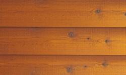 Cedar bevel wood siding