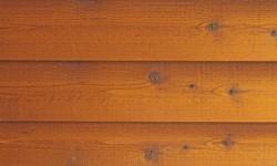 Cedar bevel siding