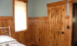 Pine paneling-Rustic elegance collection