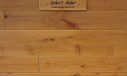 Alder paneling-Mellow country collection