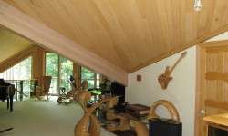 Red Oak paneling-Mellow country collection