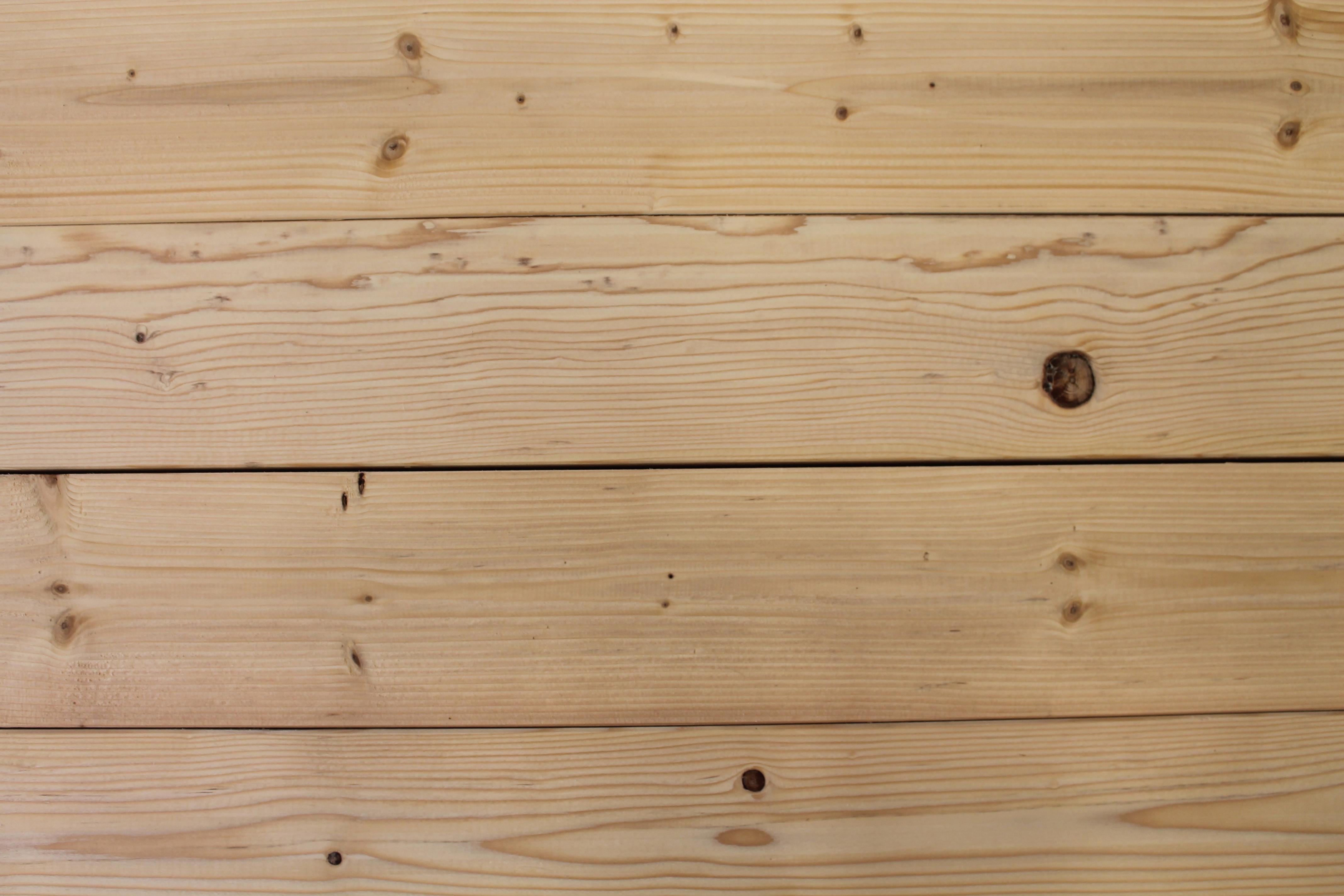 3x8 log siding hand hewn pine - Tight Knot Alaskan Pine