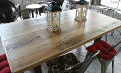 Reclaimed paneling-Rustic retreat collection