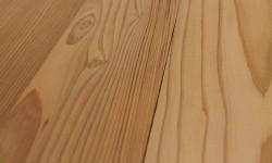 B heart redwood surfaced lumber
