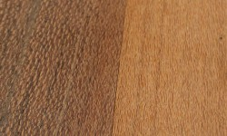 Lacewood surfaced lumber