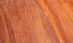 Paduk surfaced lumber