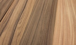 Bolivian rosewood surfaced lumber