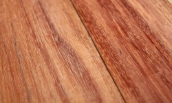 Brazilian cherry surfaced lumber