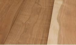 Cherry surfaced lumber
