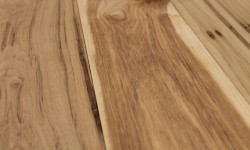 Hickory surfaced lumber