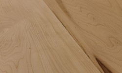 Maple surfaced lumber