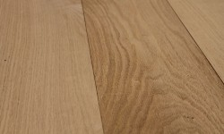 Red oak surfaced lumber