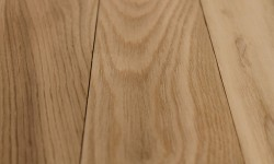 White ash surfaced lumber