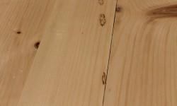 Pine surfaced lumber
