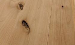 Alder surfaced lumber