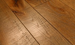 Red Oak Custom wood floor
